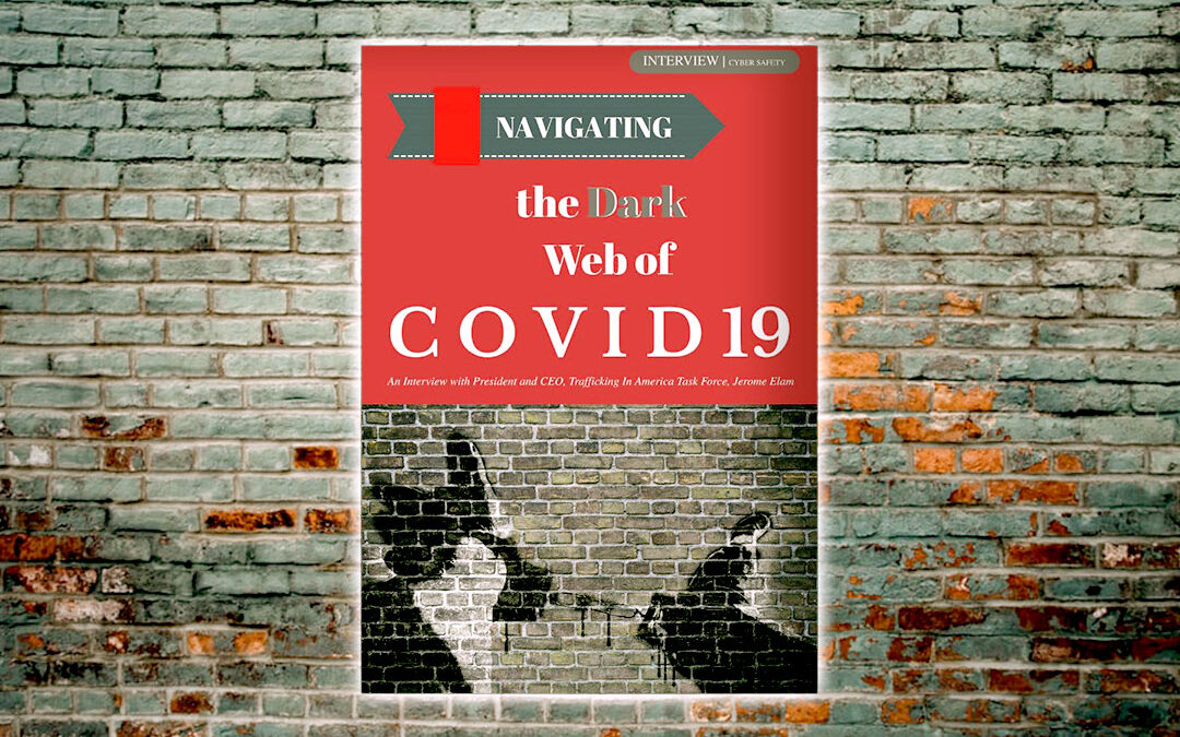 Ananke Presents: Navigating the Dark Web of COVID-19 with Jerome Elam