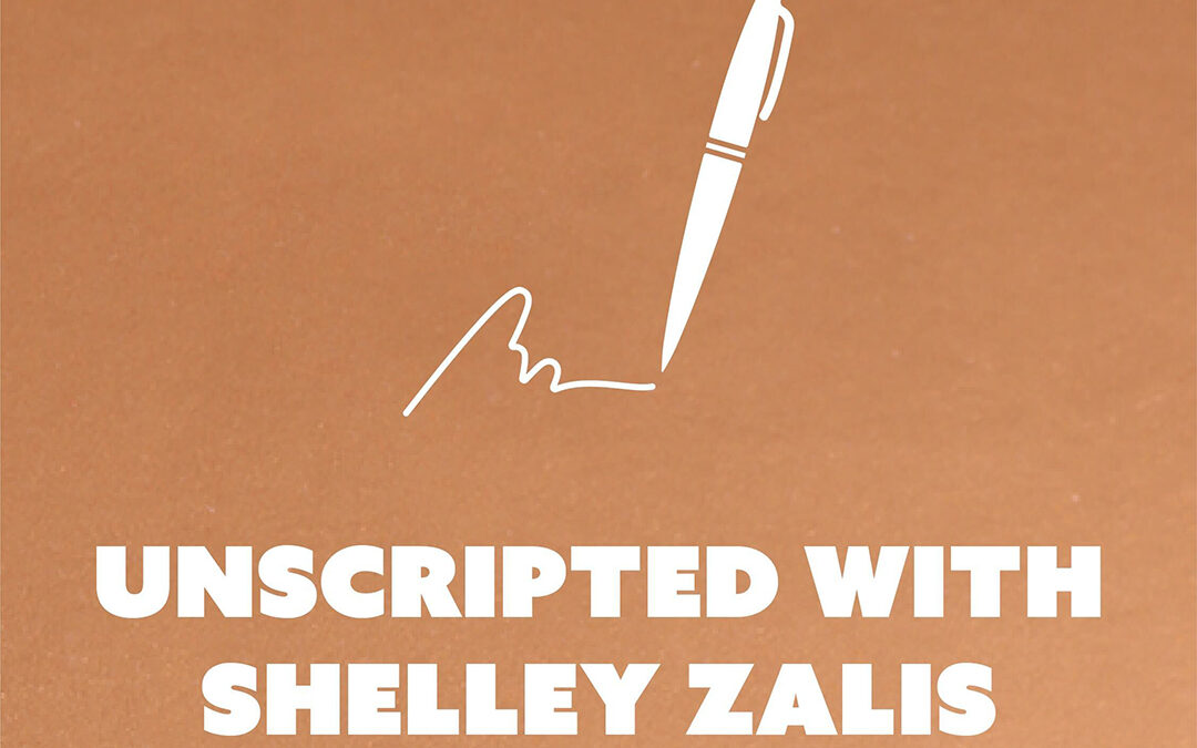 #Unscripted with @ShelleyZalis featuring Jerome Elam