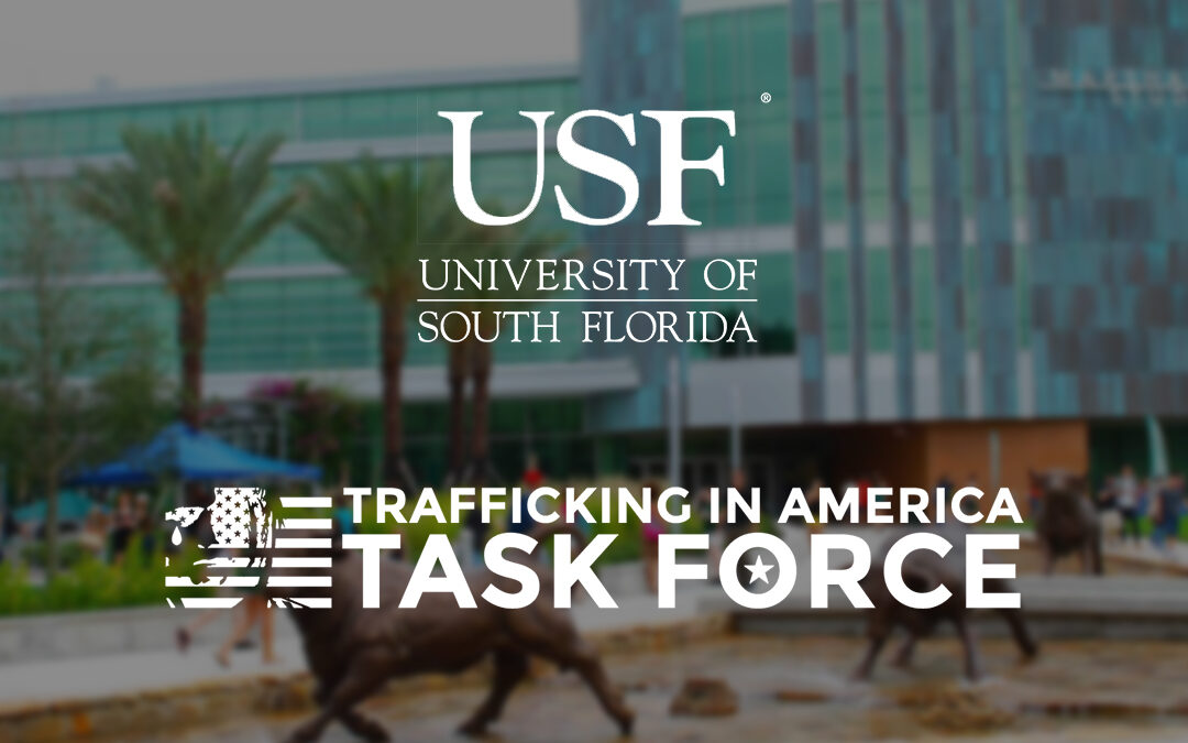 PRESS RELEASE – The Task Force Expands Into the University of South Florida
