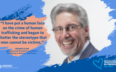 Elam Featured in World Day Against Trafficking In Persons