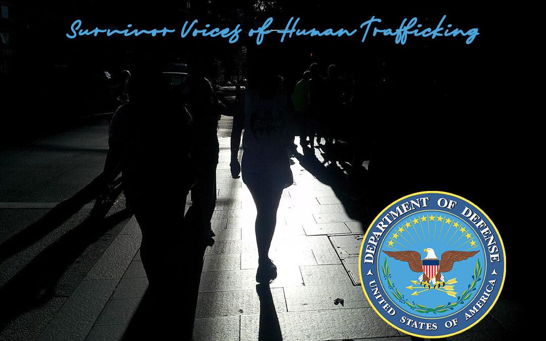 Trafficking In America Task Force - Blog Survivor Voices
